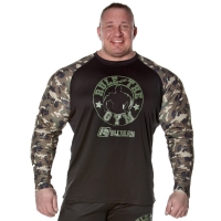 Longsleeve Camouflage [Thermo | Funktion]