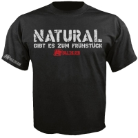 "T-Shirt ""Natural"" [Thermo 