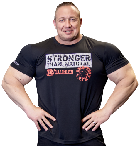 "T-Shirt ""Stronger than Natural"" [Thermo 