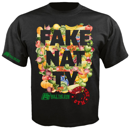 "T-Shirt ""Fake Natty"" [Thermo 