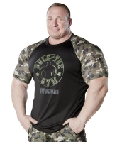 Camo-Shirt (Waldtarn) [Thermo | Funktion]